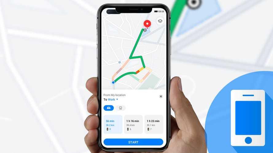 Come funziona Petal Maps, l'alternativa definitiva di Google Maps per Huawei