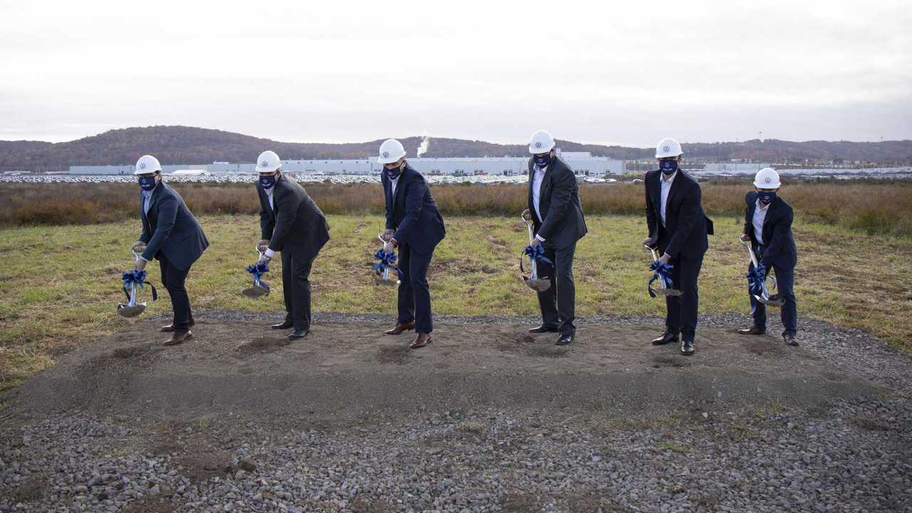 Volkswagen Breaks Ground on U.S. Lab for Developing, Testing of EV Batteries