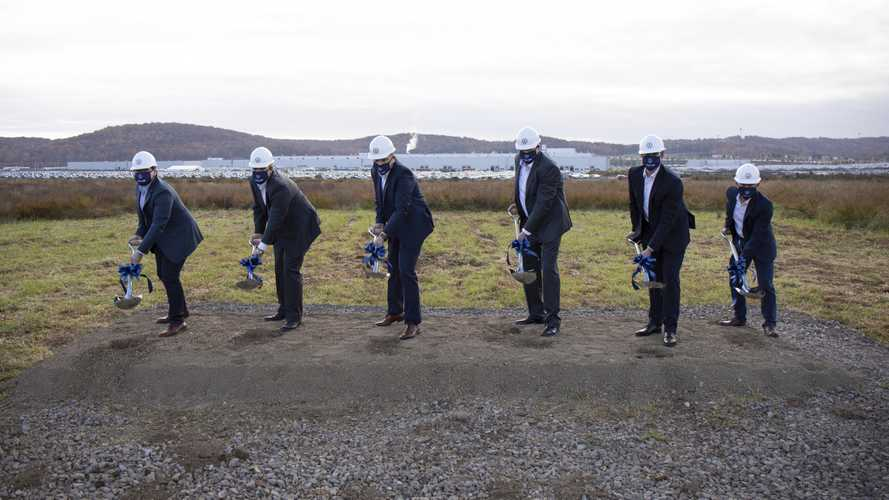 Tennessee: VW Breaks Ground On EV Battery Lab