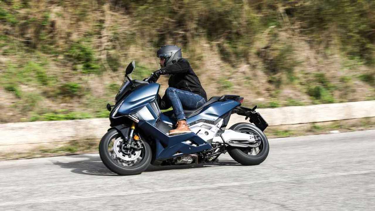 Honda Force 750 TEST