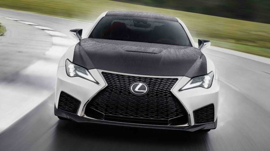 2021 Lexus RC F Fuji Speedway Edition Celebrates The Famous Track