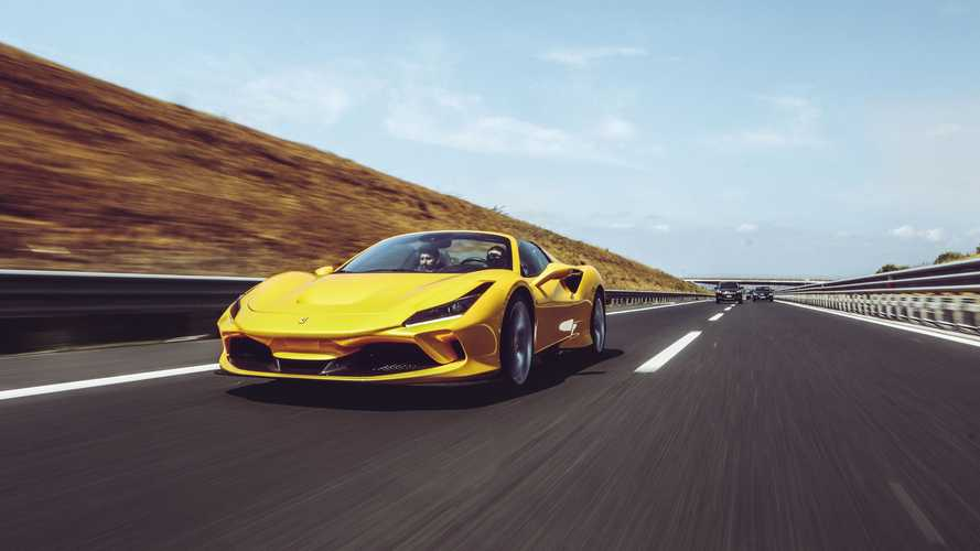 Ferrari F8 Spider: A Different Point Of View