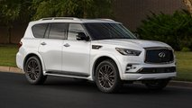 Refreshed 2021 Infiniti QX80