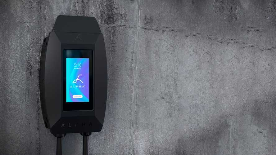 Save $100 By Pre-Ordering Your Alpha EV Smart Charger Today