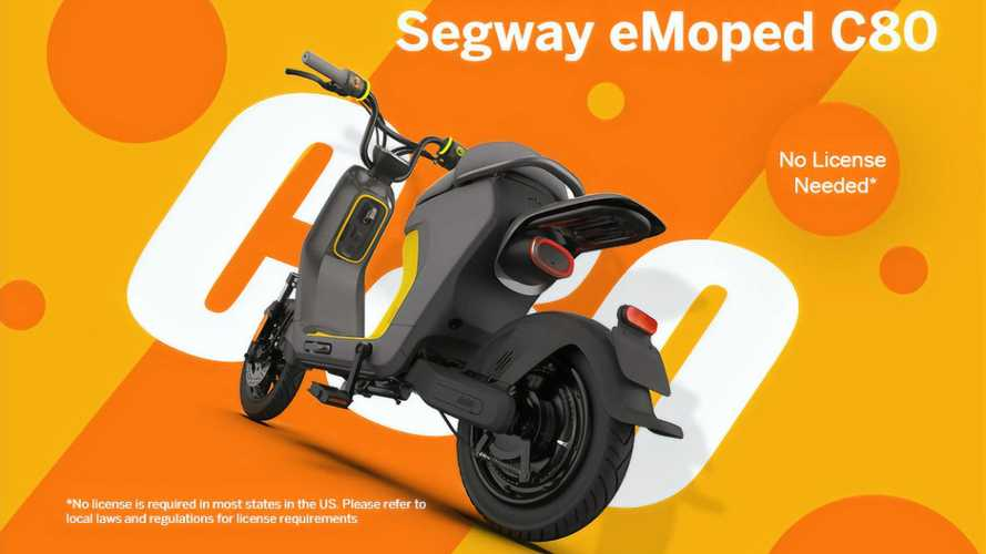 Segway eMoped C80