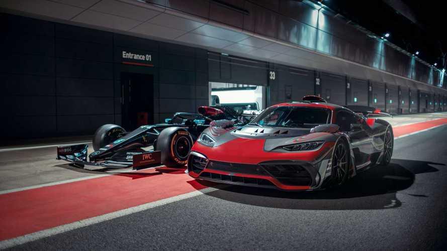 Oficial: Mercedes-AMG anuncia a criação da divisão eletrificada E Performance