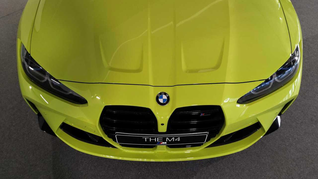 BMW M4 Competition Coupe 2021
