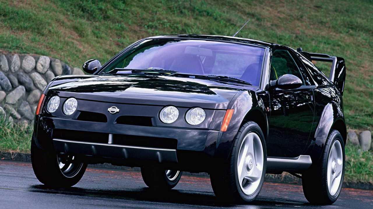 Nissan Trail Runner 1997, prototipo de SUV coupé