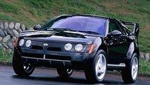 1997 Nissan Trail Runner concept