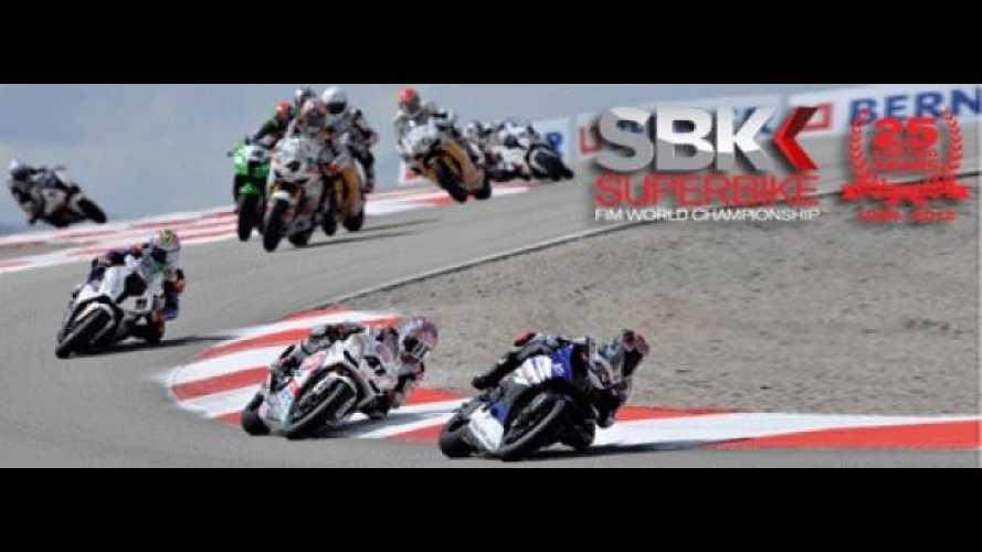 WSBK 2012: week-end a Miller Motorsport Park