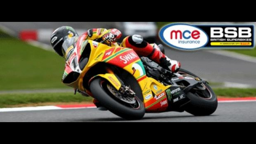 BSB 2012: going to... Thruxton