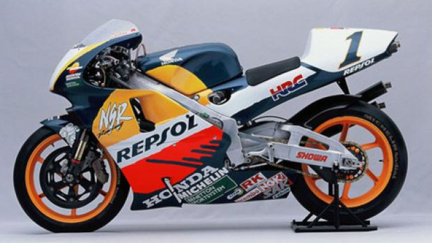 Honda NSR 500: la storia in un video