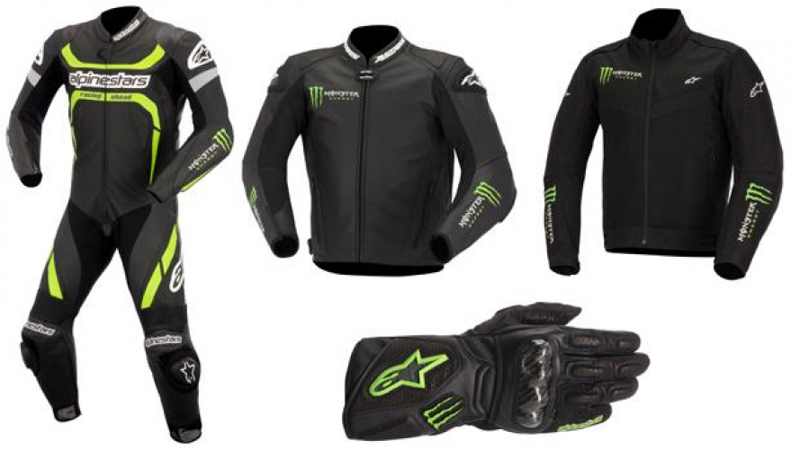 Alpinestars Monster Collection 2013