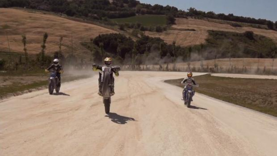 Dainese: Rossi's Ranch