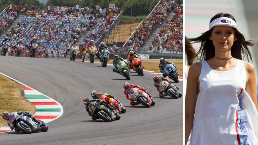 MotoGP 2013: week-end al Mugello