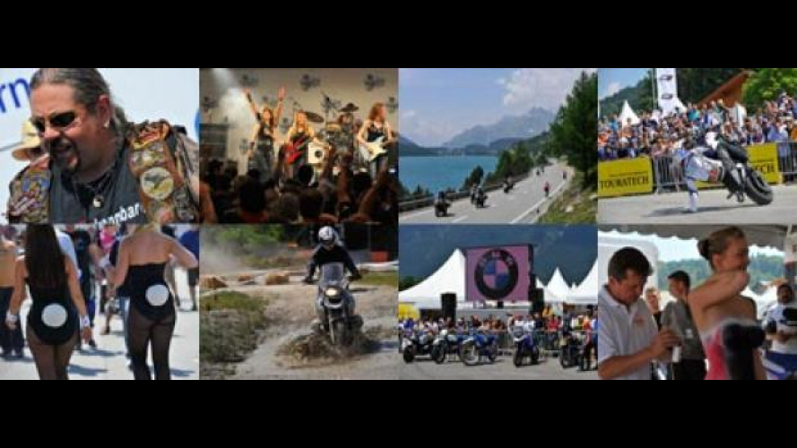 BMW Motorrad Days 2010: i video ufficiali