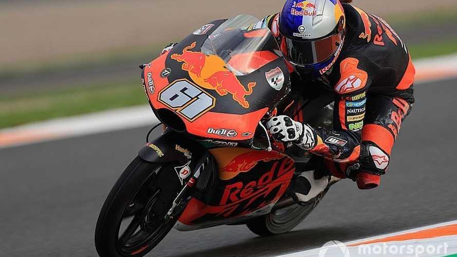 Can Öncü, Moto3'teki ilk yarışını kazandı