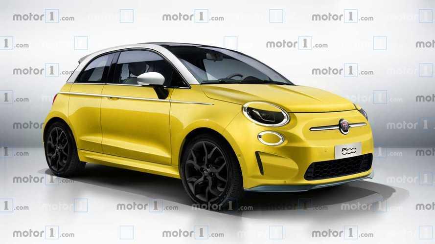 Una nuova Fiat con lo stile Cinquecento? Punto.