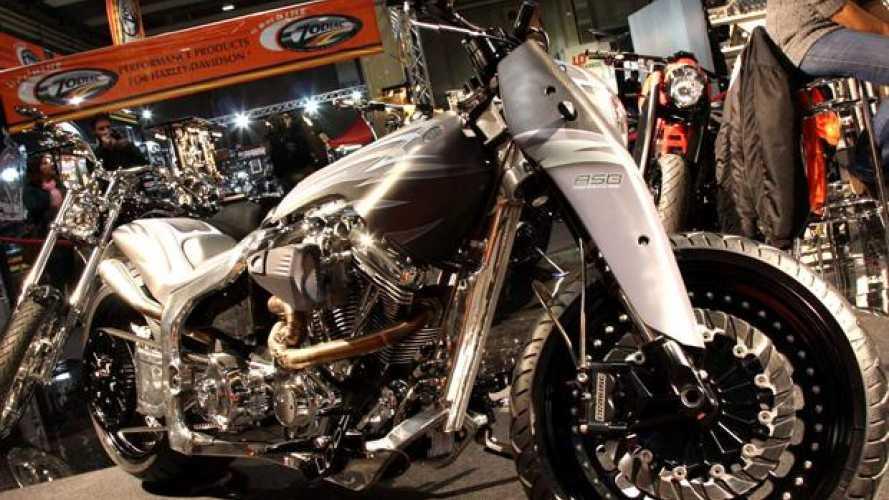 Asso Special Bike al Motor Bike Expo 2014