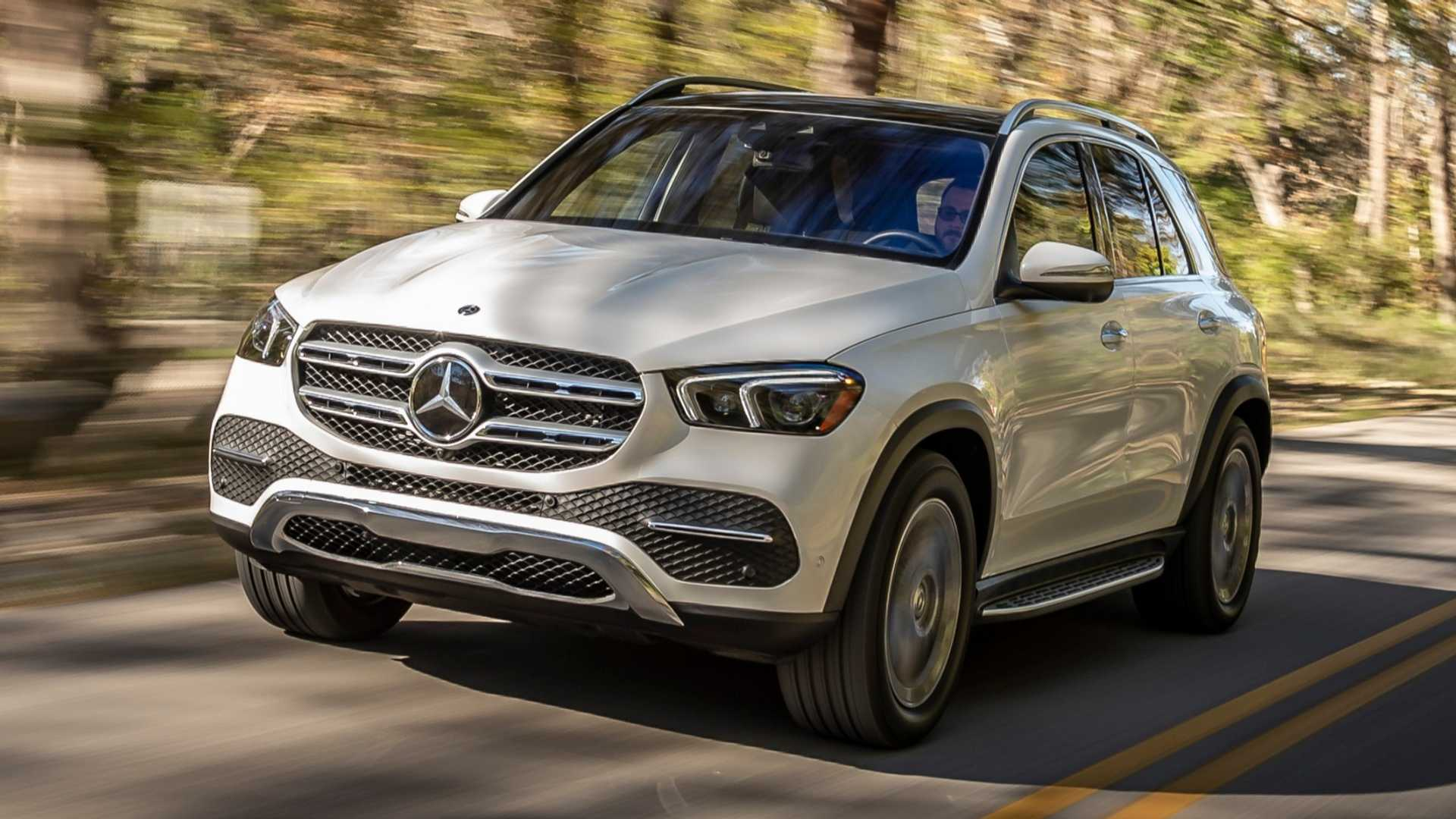 Mercedes Benz Might Introduce Gle 580 Suv With Detuned Amg V8