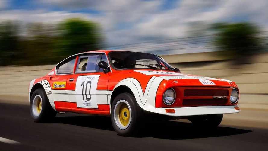 Un repaso a la historia de los Skoda 180 RS y 200 RS de rally