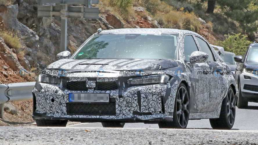 La nouvelle Honda Civic Type R est de sortie