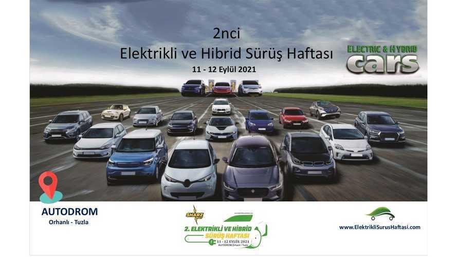İkinci Elektrikli ve Hibrid Sürüş Haftası için geri sayım başladı