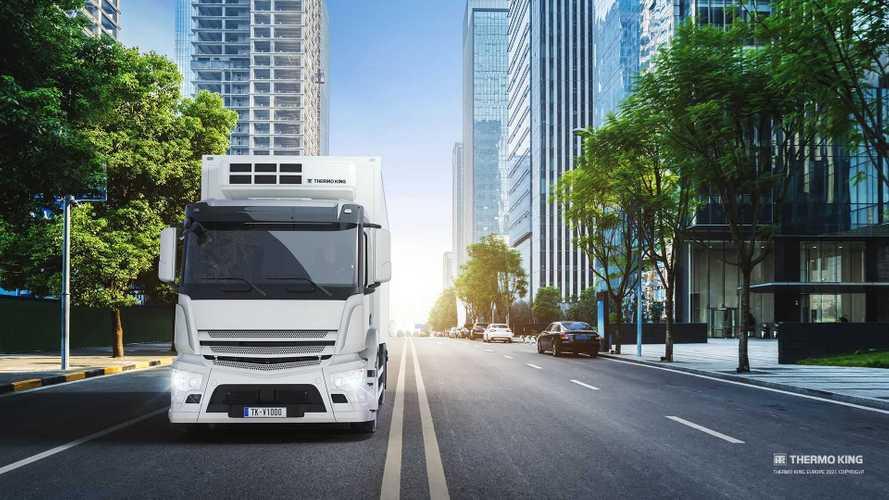 Thermo King, nuove unità refrigeranti V-1000 per mezzi pesanti