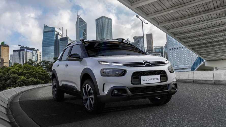 Citroën C4 Cactus tem desconto de quase R$ 10 mil nesta semana