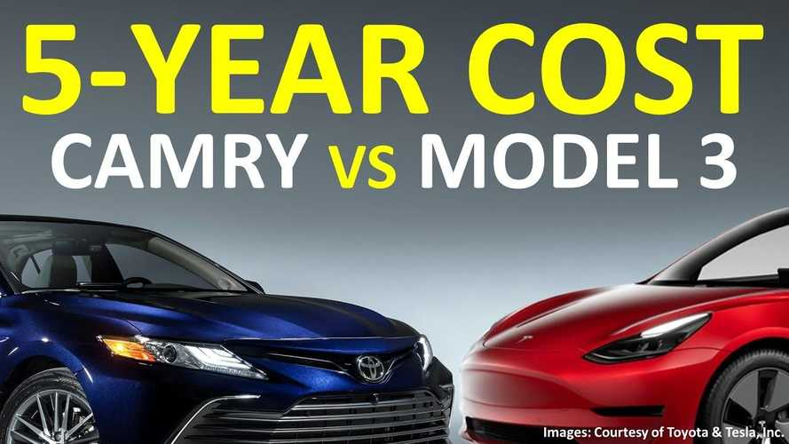 Tesla Model 3 Vs Toyota Camry: Ultimate Ownership Cost Analysis