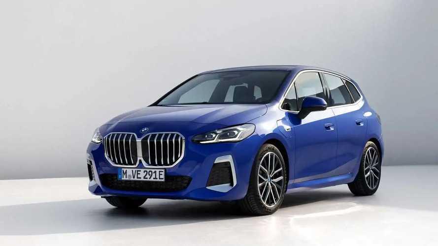 Megérkezett Magyarországra az új BMW 2-es Active Tourer