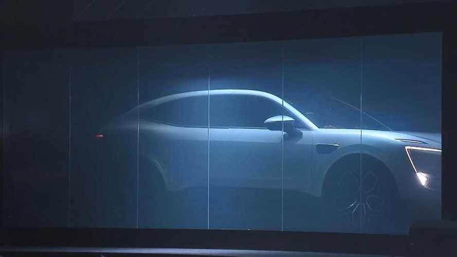 Changan показал тизеры первой модели нового суббренда