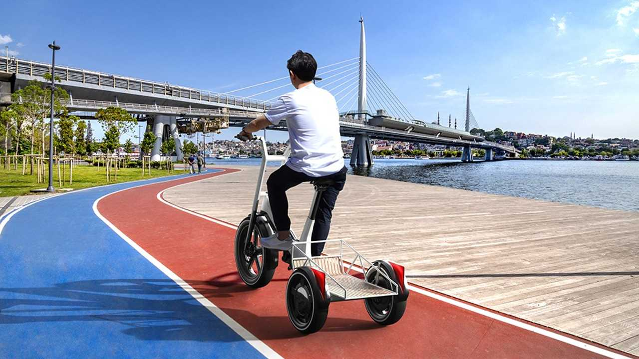 Check Out BMW's New Electric Urban Mobility Solutions