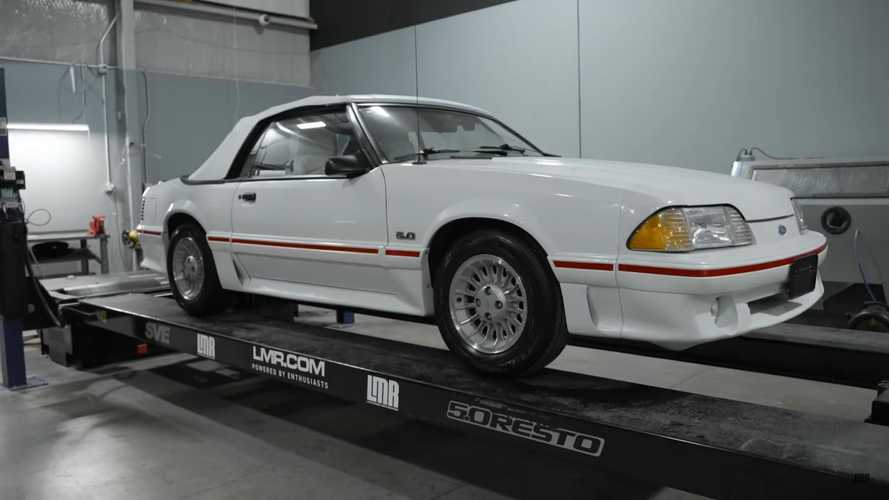 How Many Ponies Are Left In This 1987 Ford Mustang GT 5.0?