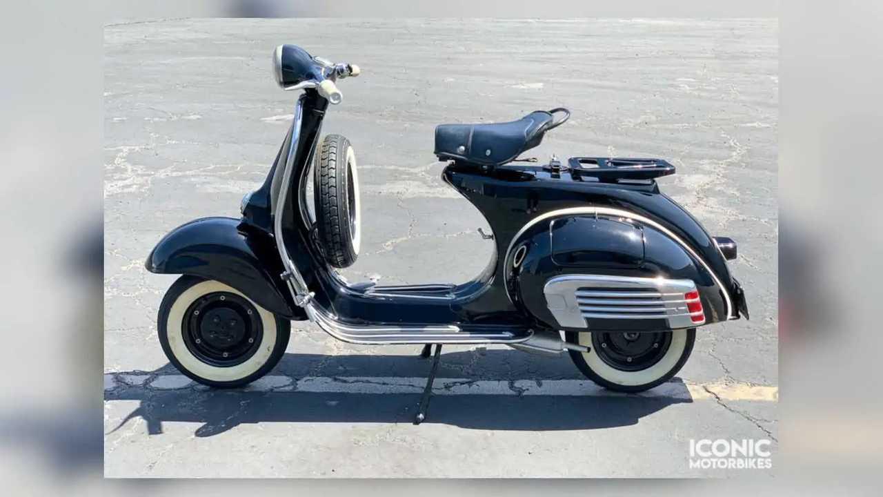 1960 Allstate Cruisaire - Left Side