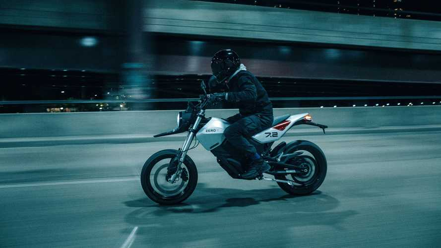 Zero Motorcycles Introduces Sharp New FXE Design And Demo Ride Tour