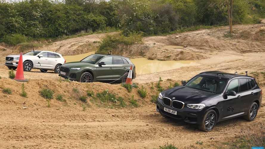 Adu Tangguh Tiga SUV Kompak Premium Eropa, Siapa Terhebat?