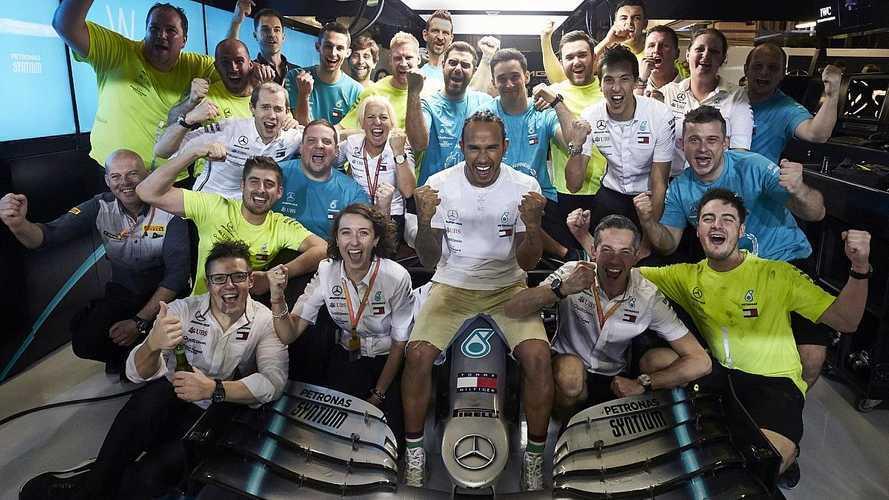 Расовый дисбаланс: Хэмилтон сказал «надо», F1 ответила «есть»