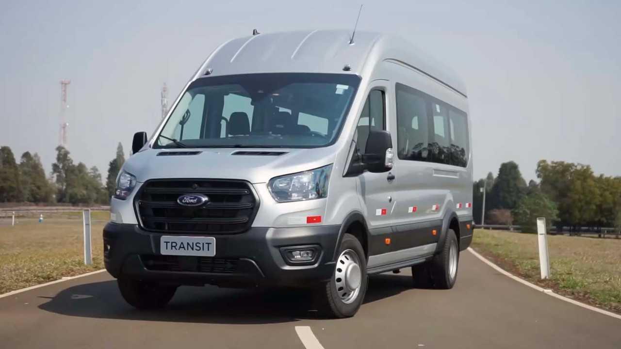 Ford Transit no Brasil
