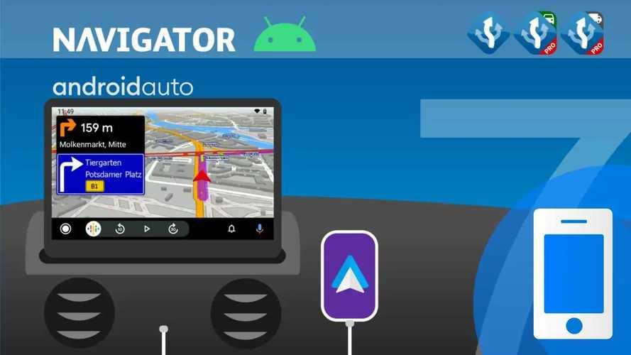 App di navigazione per Android Auto: come funziona Navigator 7