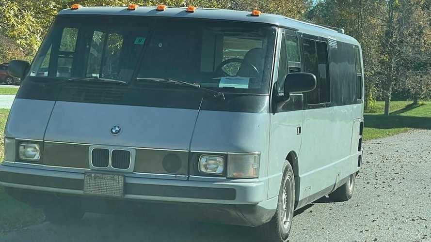 Колхоз со смыслом: почему кемпер Vixen нацепил эмблему BMW?