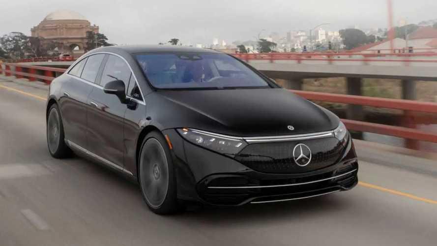 Rating EPA Mercedes-Benz EQS 2022 Terungkap, Hanya  563 Km