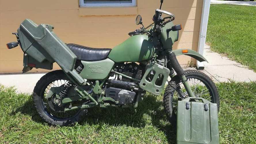 1997 Harley-Davidson MT350E