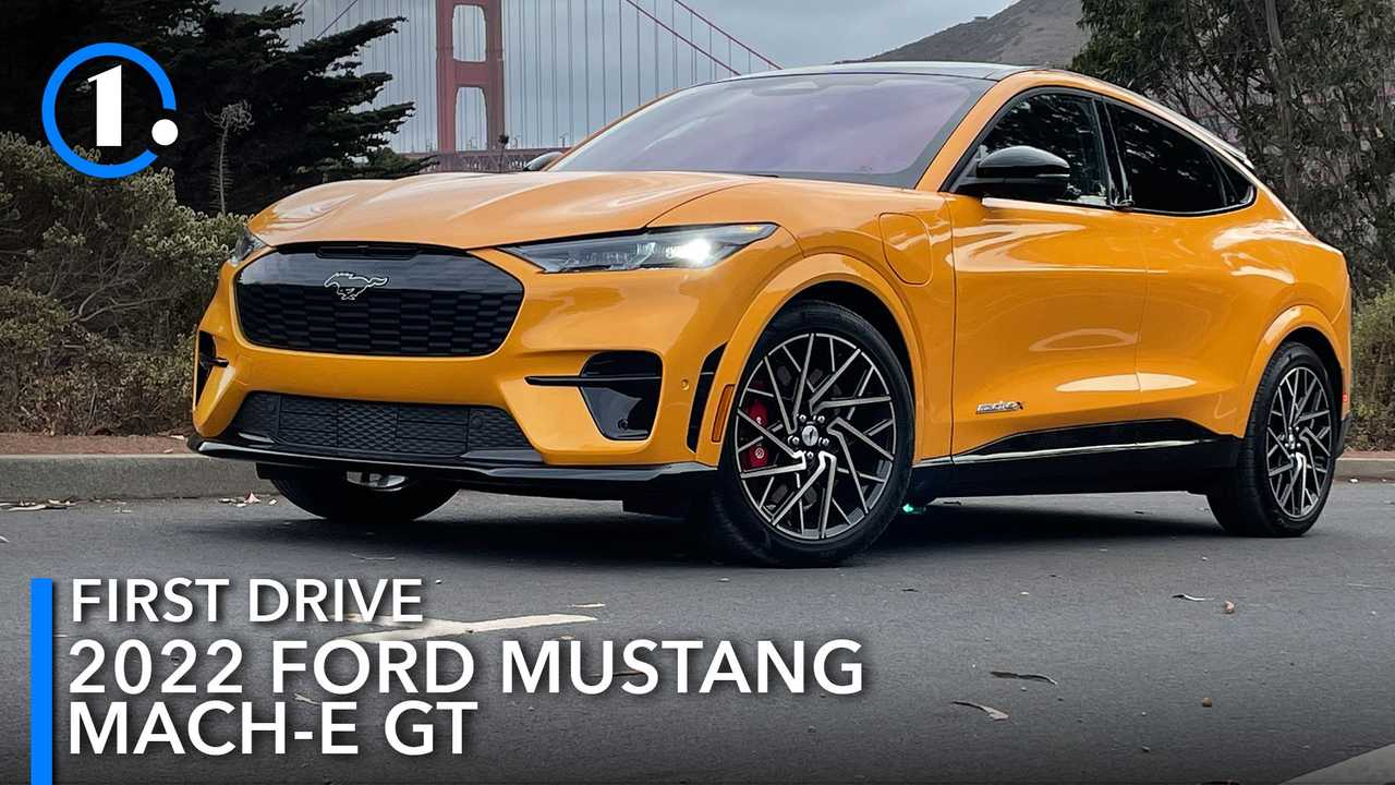 2022 Ford Mustang Mach-E GT Review
