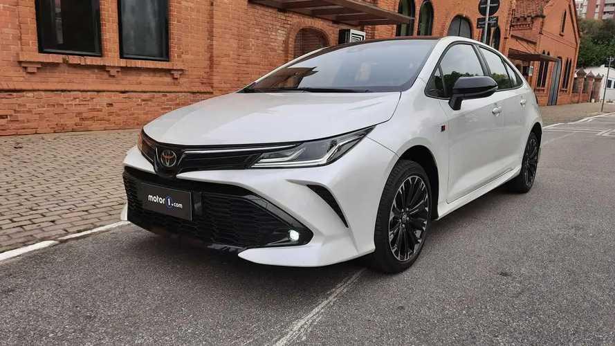 Toyota Corolla GR-S (avaliação)