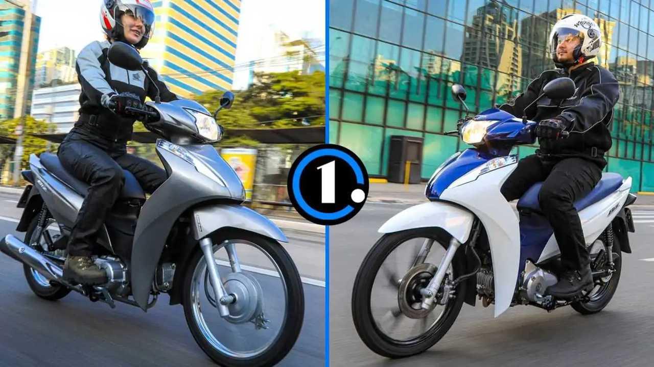 Honda Biz 110 2022 x Honda Biz 125 2022