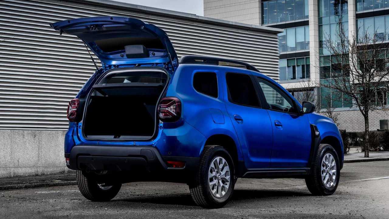 Dacia Duster 2021 Versione commerciale