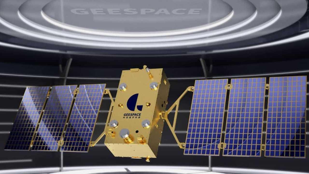 Geely-Satelliten