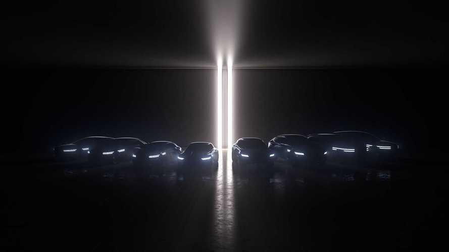 Genesis полностью перейдёт на электромобили с 2025 года