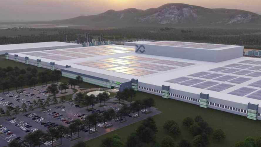 Ford Partners W/ Tesla Co-Founder JB Straubel's Battery Facility